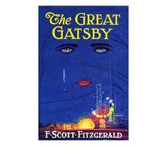 <em>The Great Gatsby,</em> by F. Scott Fitzgerald