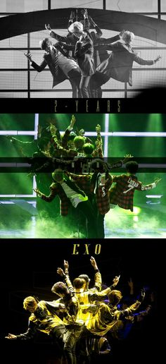 2 Years With EXO
