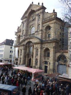 St. Martin - Bamberg, Germany