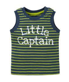 Mothercare Camiseta S/M Captain Marino - Promocion camisetas 2 x 1 - Mothercare