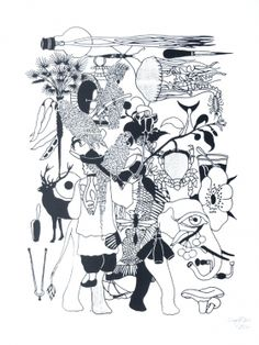 Karambolaj III Sérigraphie sur papier 300g Street Art, Art Graphique, Photos, Artwork, Contemporary Photography, Old Photography, Charts, Atelier, Paper