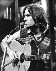 James Taylor-No music collection would be complete without James Taylor