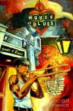 House of Blues, New Orleans, LA