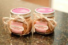 Dare to DIY: Give Vanilla Brown Sugar Body Scrub http://www.willscasa.com/2012/12/dare-to-diy-give-vanilla-brown-sugar-body-scrub/