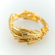 Image of Heavy Kelp Ring.