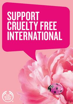 Good morning! We are proud to announce that Cruelty Free International has launched, in our shops, their pledge for a global ban on animal testing.         80% of countries still allow animal testing for cosmetic products and ingredients. This has to stop!         Over the next few weeks the pledge will appear in all The Body Shop locations around the world.         Like this post if your are Against Animal Testing! Better yet, Sign the Pledge> www.crueltyfreeinternational.org/telltheworld