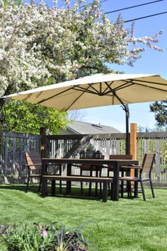 1000 images about for the home on pinterest beadboard for Ikea cantilever umbrella