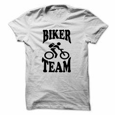 Biker Team Man T Shirts