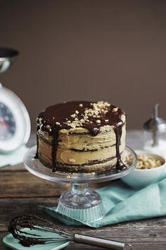 Snickers-kakku   Soppa365