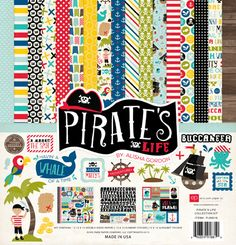 PL89016 Collection Kit - these would be fun to use for a project for my nephew!