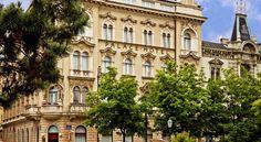 泊ってみたいホテル・HOTEL|クロアチア>ザグレブ>伝統的なアールヌーボー様式のホテルで、ザグレブ中心部の素晴らしいロケーションにあります>パレス ホテル ザグレブ(Palace Hotel Zagreb)