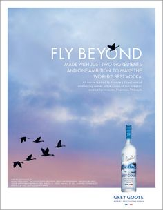 Ad of the Day: Grey Goose's François Thibault Is Vindicated in WPP's 'Fly Beyond' Campaign