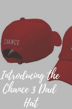 Made of highest quality Cotton fabric, Unstructured Soft Crown, Lightweight and Durable. Chance 3, 3 Hat, Chance The Rapper, Dad Hats, Cotton Fabric, Crown, Clothing, Fashion, Outfits