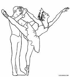 i love ballet/me encanta el ballet: bilingual coloring book dover ... - Ballerina Coloring Pages Printable