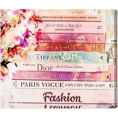 Canvas Fashion Books