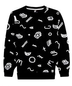 Lazy Oaf Bits N Bobs Sweatshirt