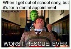 Or a doctors appointment....