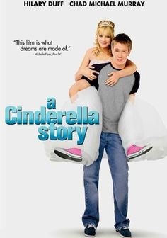 Rent A Cinderella Story starring Hilary Duff and Jennifer Coolidge on DVD and Blu-ray. Get unlimited DVD Movies & TV Shows delivered to your door with no late fees, ever. One month free trial! Chad Michael Murray, Mary Poppins 1964, A Cinderella Story, Hilary Duff, Love Movie, Movie Tv, Best Chick Flicks, Chick Flick Movies, Jennifer Coolidge