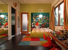 colorful interior design - Buscar con Google