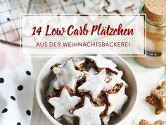 14 leichte Low-Carb-Plätzchen aus der Weihnachtsbäckerei