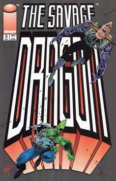 Savage Dragon # 5