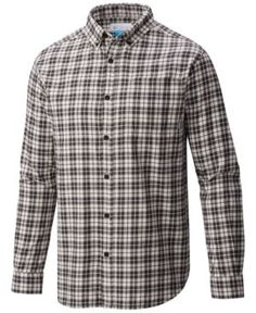 f6f6e166d47 Columbia Sportswear Company Men's Plaid Rapid Rivers II Short Sleeve ...