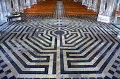 JOJO POST LABYRINTH: Cathedral Labyrinths.