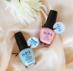 For every special occasion, spread the joy of color and nail the perfect gift! 💝 A #CustomGift is always appreciated and never forgotten! Click the link to Shop OPI Custom Gifting Shades: #ItsABoy and #ItsAGirl #ColorIsTheAnswer #OPIObsessed #BabyShowerGift #WelcomeBaby #BabyGift #GiftIdea #BabyGift Baby Shower Gifts, Baby Gifts, Baby Nails, Pink Nails, Customized Gifts, Pink Treats, Opi Collections, Special Occasion, Blue Nail Polish