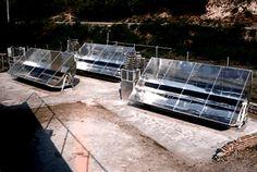 ISAAC Solar Ice Maker