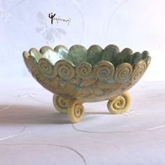 misa,patera,unikat,ceramika, - Ceramika i szkło - Wyposażenie wnętrz w ArsNeo