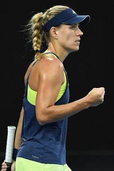 Blog Esportivo do Suíço: Kerber passeia contra Sharapova no Australian Open e vence 12ª seguida