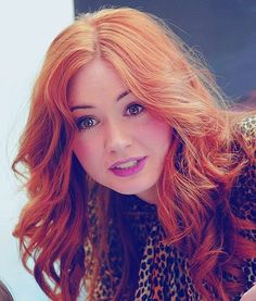 Top 10 Countries With The World's Most Beautiful Women (Pictures included) Karen Gillian, Karen Sheila Gillan, Pretty Redhead, Redhead Girl, Freckles Girl, Red Hair Woman, Scarlett, Ginger Hair, Most Beautiful Women