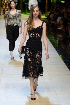 Dolce & Gabbana | Ready-to-Wear Spring 2017 | Look 10
