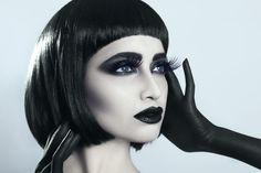 #fatimanasir #beauty #makeup #makeupartist #yabycosmetics #anastasia #kryolan #annabelleswigs #opi #blindlenses