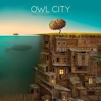 Amy's Musical Bloggings: The Midsummer Station - Owl City Review