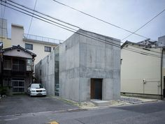 House in Koamicho | Hiroshima Jul.2009 by SUPPOSE DESIGN OFFICE