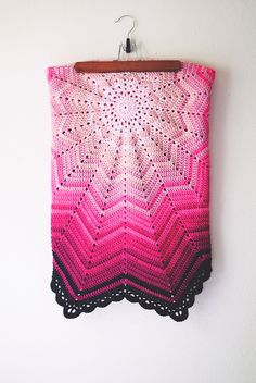 Crochet: Study in Pink | by Lisa | goodknits