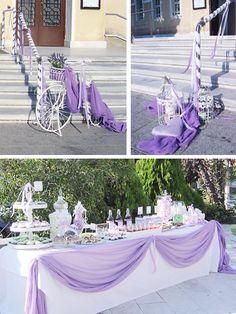 purple decoration ideas