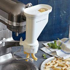 KitchenAid® Mixer Ravioli Attachment | Pinterest | KitchenAid ... on bucatini pasta press, pasta hand press, torchio pasta press, different pasta press, homemade pasta press, stainless steel pasta press, wooden pasta press,