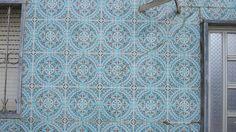 Tiles of Santa Luzia