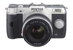 Pentax Ricoh introduces Q10 small-sensor mirrorless camera: Digital Photography Review