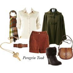 """""""Peregrin Took"""" by beccabeau on Polyvore pippin!"""