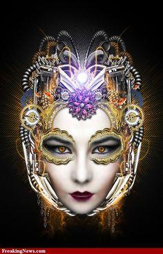 The Beautiful Mask