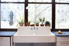 5 Favorites: Farmhouse Sinks : Remodelista