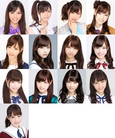 NGZK46Collections — 西野七瀬 1st〜13th
