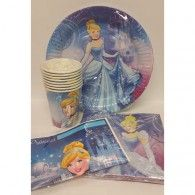 Cinderella Party Pack 40pc $24.95 A811013 Disney Balloons, Helium Balloons, Foil Balloons, Latex Balloons, Wholesale Party Supplies, Kids Party Supplies, Wedding Balloons, Birthday Balloons, Balloon Decorations