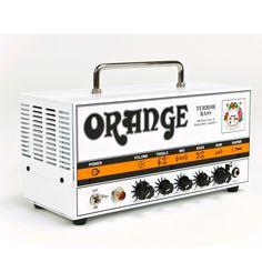Orange Terror Bass 500 Bass Head