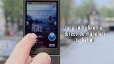 Layar, 's werelds eerste Augmented Reality mobiele browser, via YouTube.  [example 2009]