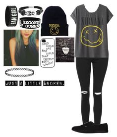 """""""Untitled #445"""" by bullying-stops-here259 ❤ liked on Polyvore featuring Topshop, Bling Jewelry, Samsung and Vans"""
