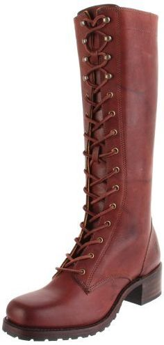 FRYE Women's Campus Lug Boot would be perfect for winter.
